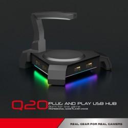 Motospeed Hub USB rgb