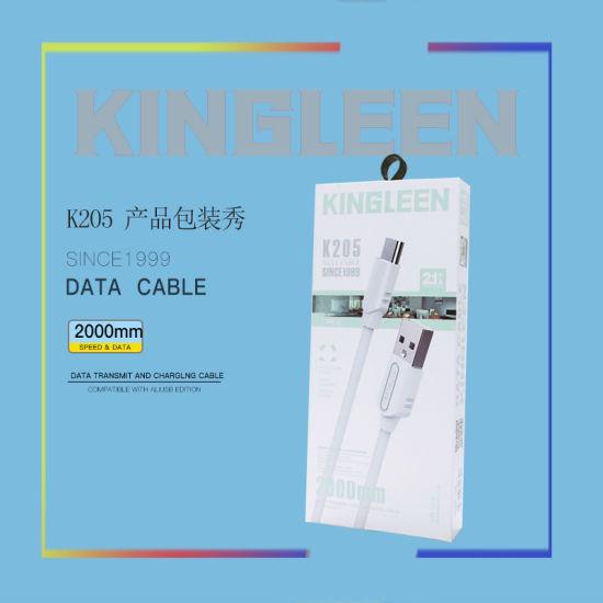 Cable kingleen k205 type c 2m