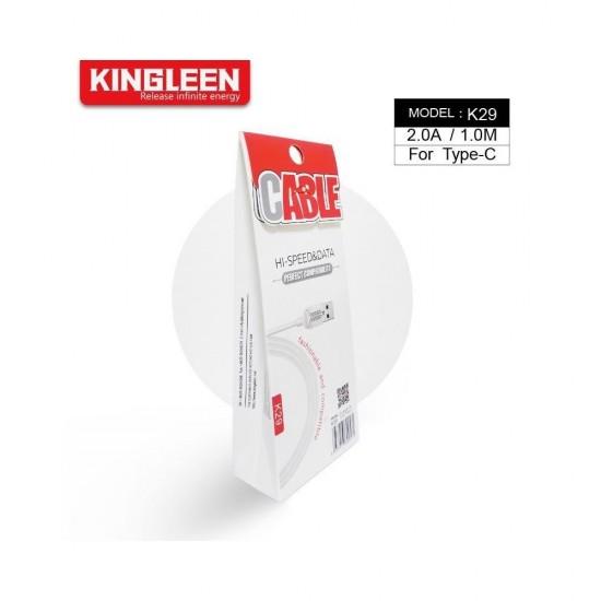 cable kingleen k29 type c