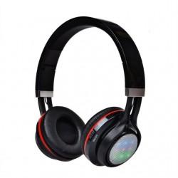 headphone bluetooth rgb at-bt816l.e.d