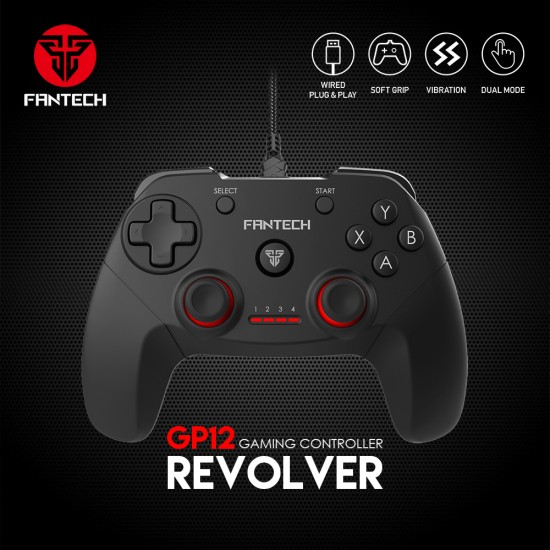 Fantech Gaming Controller – GP12