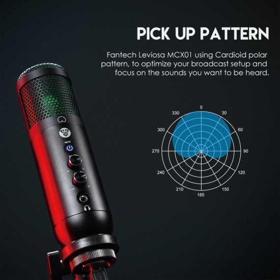 Fantech microphone mcx01