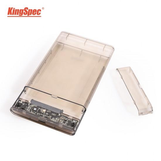 KingSpec 6Gbps SATA ssd enclosure USB 3.0 7mm 5Gbps SSD